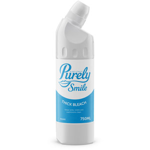 Purely Smile Thick Bleach 750ml