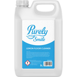 Purely Smile Lemon Floor Cleaner 5L