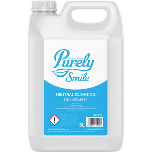 Purely Smile Neutral Cleaning Detergent 5L