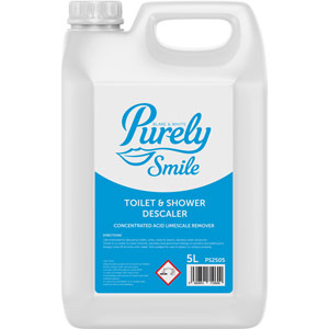 Purely Smile Toilet/Shower Descaler - 5L