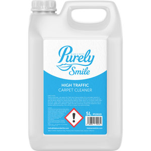 Purely Smile Traffic Lane Carpet Cleaner - 5L