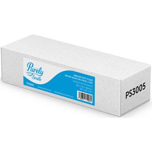 Purely Smile Standard Clear Sacks Roll Medium Duty Box x 200 (4 x 50)