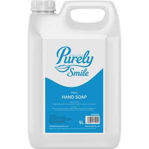 Purely Smile Hand Soap Pink 5L