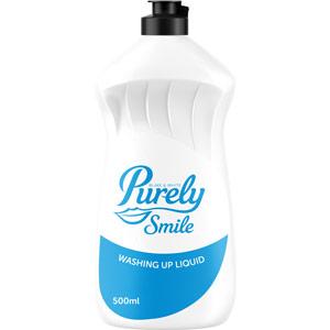 Purely Smile Washing Up Liquid 500ml