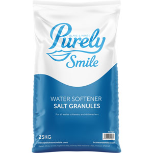 Purely Smile Water Softener Salt Granules 25kg