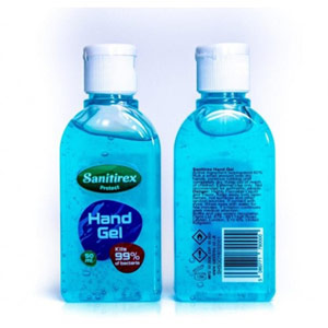 Sanitirex Pocket Hand Sanitizer - 50ml