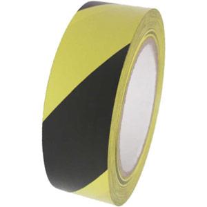 Yellow/Black Hazard Tape - 50mm x 33m