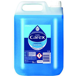 Carex Professional Antibacterial Hand Wash - 5 Litre (Pack of 2)