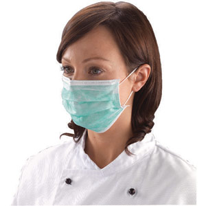 Type I 3-Ply Medical Splash Resistant Disposable Mask