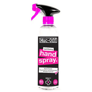 Muc-Off Hand Sanitiser - 500ml