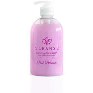 Cleanse Pink Blossom Hand Soap - 485ml (Pack of 12)